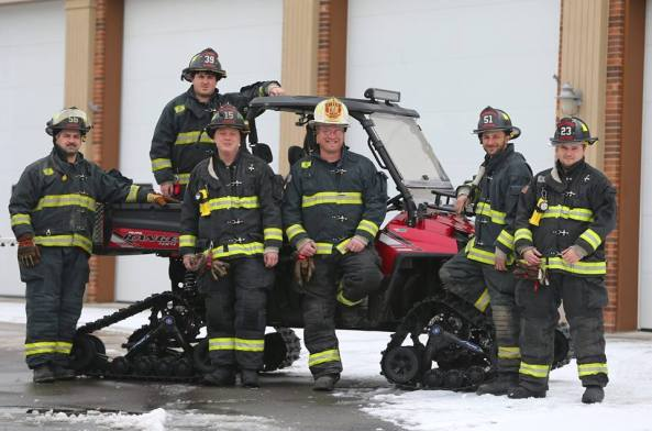 buffalo, ny, snow, snowvember, snow storm, winter, 2014, clarence, volunteer, firefighters, polaris, rzr, ranger, atv, orv, help, good guys, way to go, recognition, deserve, proud, hometown
