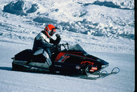 appolson's, appolson's performance center, jim appolson, 1989, eagle river, snow, snowmobile racing, sled, braaap